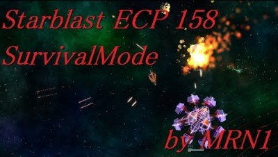 Starblast ECP 158 SurvivalMode【788 Asteriracis Shadow X-2】2019/04/16 by MRN1