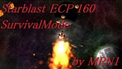 Starblast ECP 160【SurvivalMode Scorpion Delta Tutiocis】2019/06/30 by MRN1