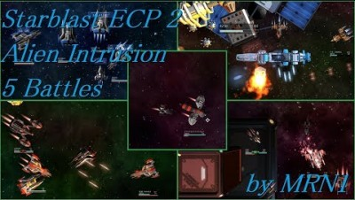 Starblast ECP 2【Alien Intrusion 5 battles】2019/02/28~03/03 by MRN1