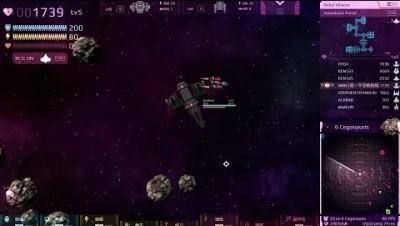 Starblast ECP 54 TeamMode【6 Cegonauris Aetos】by MRN1