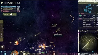 Starblast ECP 54 TeamMode【Aldegonia Shadow X-2】by MRN1