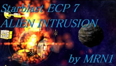 Starblast ECP 7 Alien Intrusion【Hawk Achernophei 384】2019/08/04 by MRN1