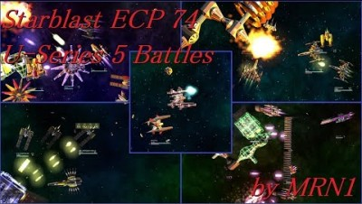 Starblast ECP 74 U-Series【5 Battles】2019/03/02~03/12 by MRN1