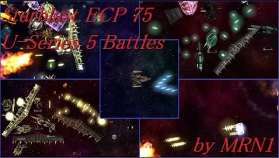 Starblast ECP 75【U-Series 5 battles】2019/03/22~03/26 by MRN1