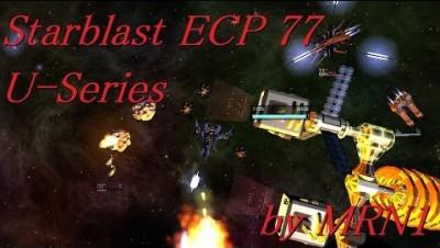 Starblast ECP 77 U-Series【130 Albibalos U-Barricade】2019/04/14 by MRN1
