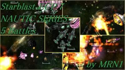 Starblast ECP 7【NAUTIC SERIES 5 battles】2019/04/27~05/16 by MRN1