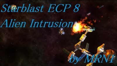 Starblast ECP 8 Alien intrsion【Sitirareo Angel Wing】2019/08/18 by MRN1