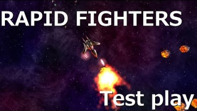 Starblast ECP MRN1 Modding space【RAPID FIGHTERS】Test play part9