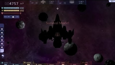 STARBLAST.IO 100 SurvivalMode [Solarai Shadow X-3] by MRN1