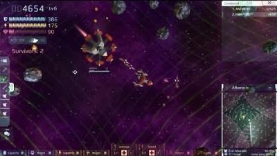 STARBLAST.IO 102 SurvivalMode [Albarocis Scorpion] by MRN1