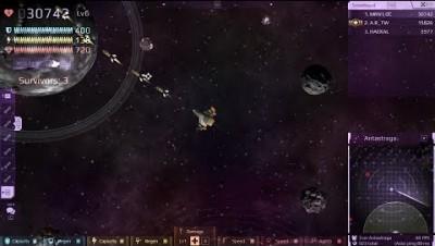 STARBLAST.IO 104 SurvivalMode [Antastraga Condor] by MRN1