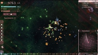 STARBLAST.IO 111 SurvivalMode [Haebaldaris Condor] by MRN1