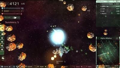 STARBLAST.IO 112 SurvivalMode [Alpha Albalius O-Defender] by MRN1