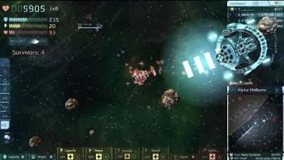 STARBLAST.IO 126 SurvivalMode [Alpha Stellareo Rock-Tower] by MRN1