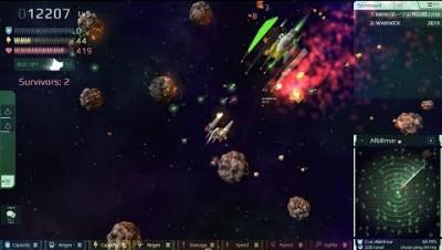STARBLAST.IO 130 SurvivalMode [Albilimar U-Sniper] by MRN1