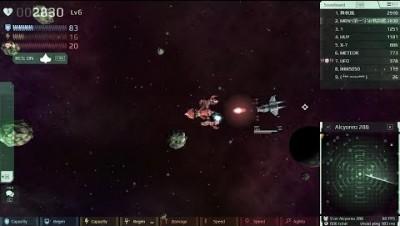 STARBLAST .IO 132 SurvivalMode [Alcyoreo 288 Scorpion] by MRN1