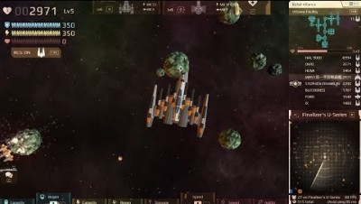 STARBLAST.IO 2 Finalizer's U-Series [U-Punishar] By MRN1