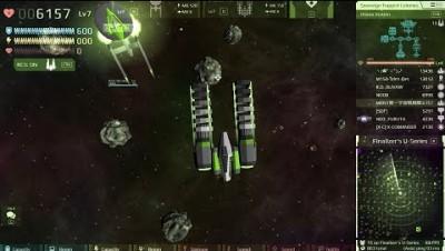 STARBLAST.IO 3 Finalizer's U-Series [Shadow X-27] By MRN1