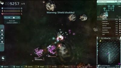 STARBLAST.IO 32 TeamMode [63 Albaefar Bat Defender] by MRN1