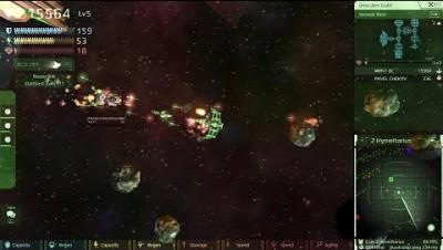 STARBLAST.IO 33 TeamMode [2 Hymeitarius Aetos] by MRN1
