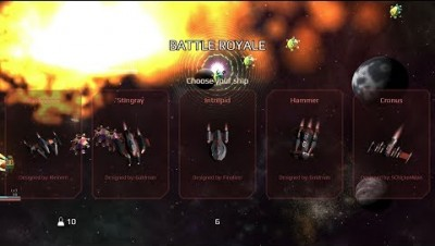 STARBLAST.IO 4 BATTLE LOYAL [ALL SHIP WIN] by MRN1