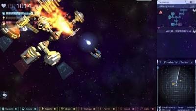 STARBLAST.IO 4 Finalizer's U-Series Speed run[U-Sentry] By MRN1