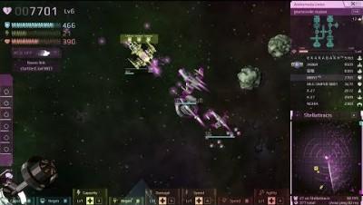 STARBLAST.IO 44 TeamMode [Stellatiracis O-Defender] by MRN1