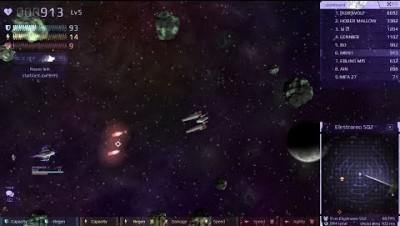 STARBLAST.IO 46 SurvivalMode [Elestrareo 502 Shadow X-3] by MRN1