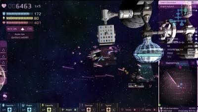 STARBLAST.IO 46 TeamMode [Hameirius Advanced-Fighter] by MRN1