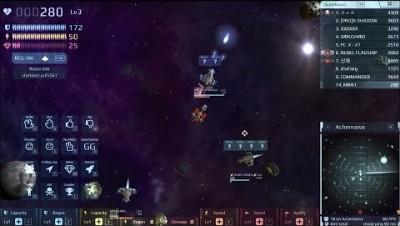 STARBLAST.IO 47 SurvivalMode [Achernarus Y-Defender] by MRN1