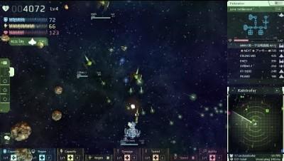 STARBLAST.IO 49 TeamMode [Kaistrafar Shadow X-2] by MRN1
