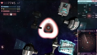 STARBLAST.IO 5 Finalizer's U-Series [Andromeda] By MRN1
