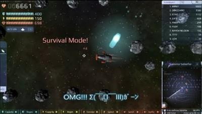 STARBLAST.IO 50 SurvivalMode [Gamma Solaefar Barracuda] by MRN1
