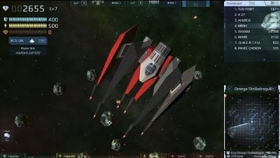STARBLAST.IO 52 SurvivalMode [Omega Stelladroguli Bastion] by MRN1