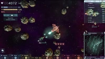 STARBLAST.IO 55 SurvivalMode [Achernarireo Side-Fighter] by MRN1
