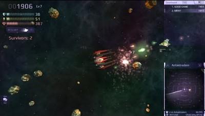 STARBLAST.IO 56 SurvivalMode [Antastradem Bastion] by MRN1