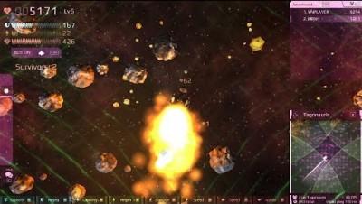 STARBLAST.IO 57 SurvivalMode [Tagonauris Scorpion] by MRN1