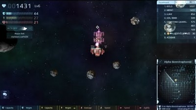 STARBLAST.IO 82 SurvivalMode [Alpha Borestraphoros Bastion] by MRN1