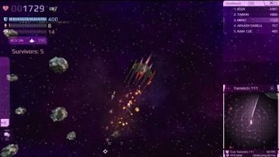 STARBLAST.IO 85 SurvivalMode [Tameicis 111 Bastion] by MRN1