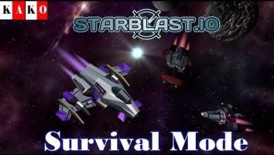 STARBLAST.IO - Survival Mode STARBLAST.IO - STARBLAST.IO MODE DE SOBREVIVÊNCIA PT/BR