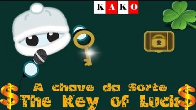 STARVE.IO - A CHAVE DA SORTE STARVE.IO - STARVE.IO THE KEY OF LUCK - KAKO XTREME