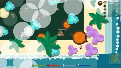 Starve.io BATTLE ROYALE in Yuukun[LIVE] Server
