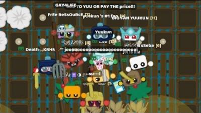 Starve.io Battle Royale in Yuukun's Private Server