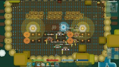 Starve.io Clan Yuu vs Fans #2