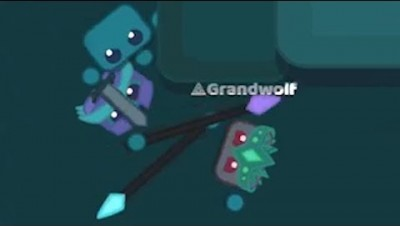 Starve.io DEADLY COMBINATION, CROWN OF LIFE AND DIAMOND SPEAR