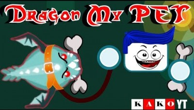 STARVE.IO - DRAGON MY PET /HOW TO TRAIN YOUR DRAGON STARVE.IO - COMO DOMAR DRAGÃO NO STARVE.IO /KAKO