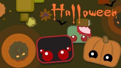 Starve.io - EPIC HALLOWEEN UPDATE! (Pumpkin Furnace)