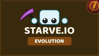 STARVE.IO - EVOLUTION!