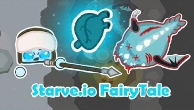 Starve.io Fairytale | Heart Of The Dragon