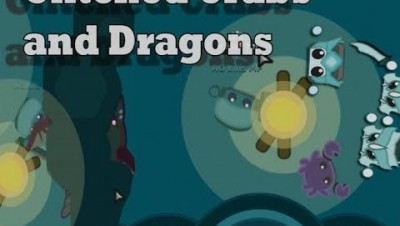 Starve.io Glitches| Winter Crabs And Dragons In The Cave Walls | AG Kills MF